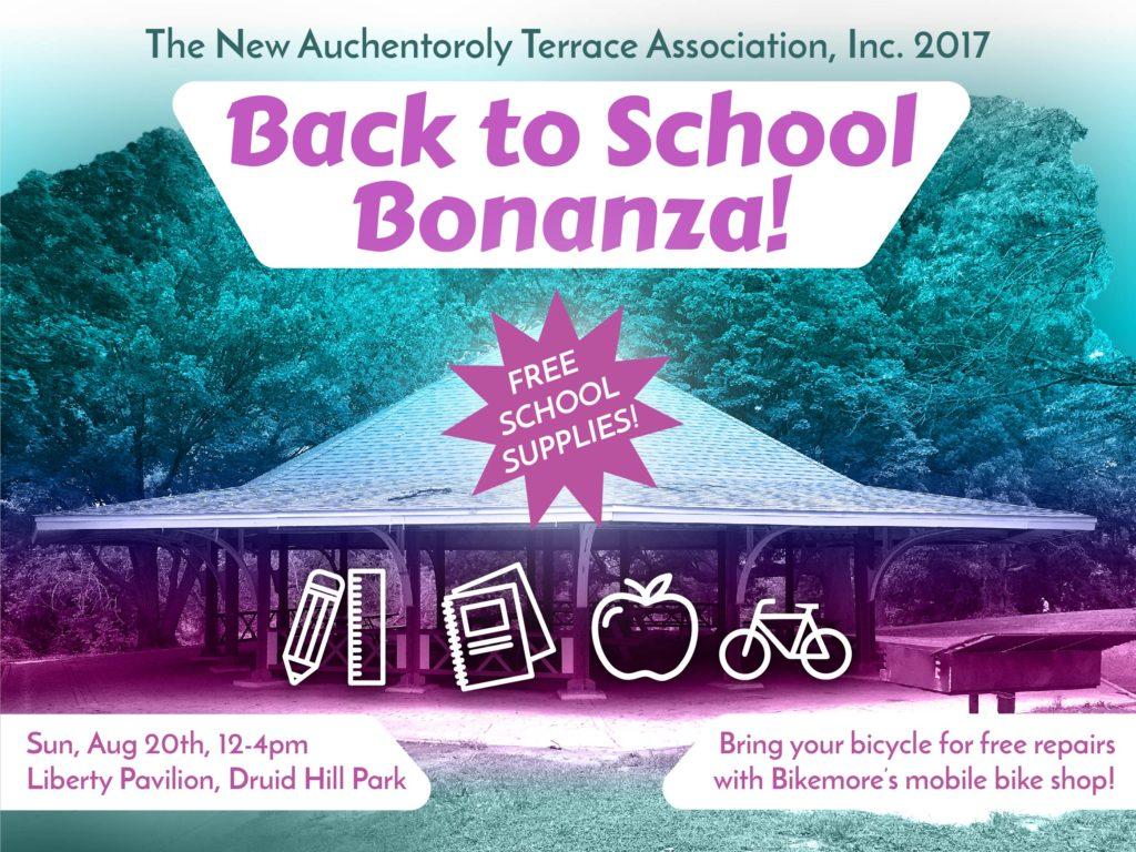 ATA Back-to-School Bonanza