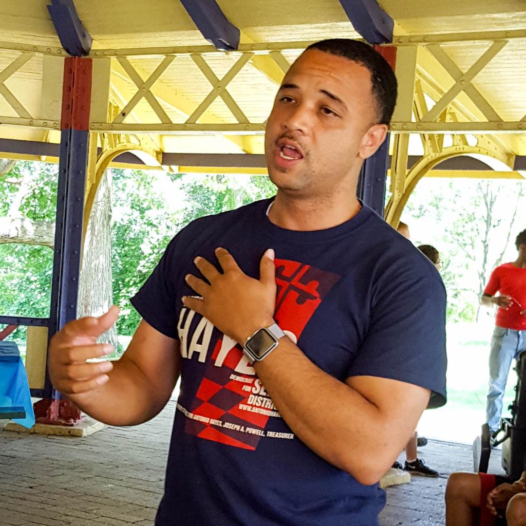 ATA BacktoSchool Bonanza Antonio Hayes