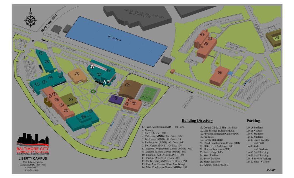 BCCC 3D-Campus Directory