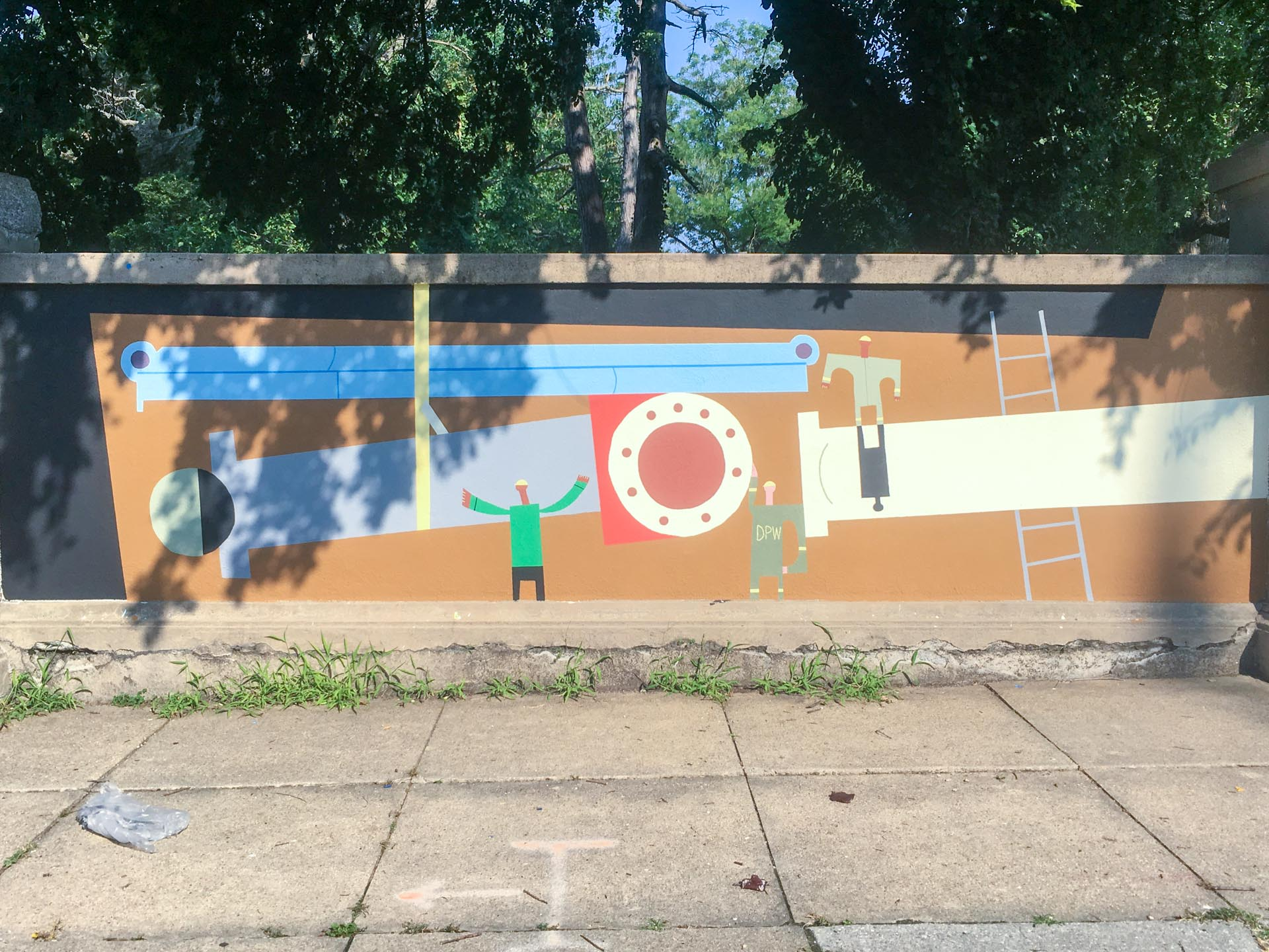 2018 DPW Every Day Mural 07