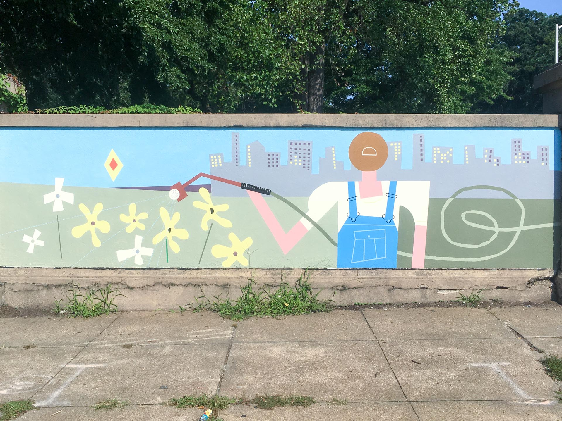 2018 DPW Every Day Mural 09