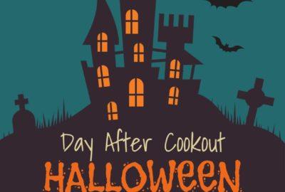 MNIA Halloween Cookout Nov 1, 2018