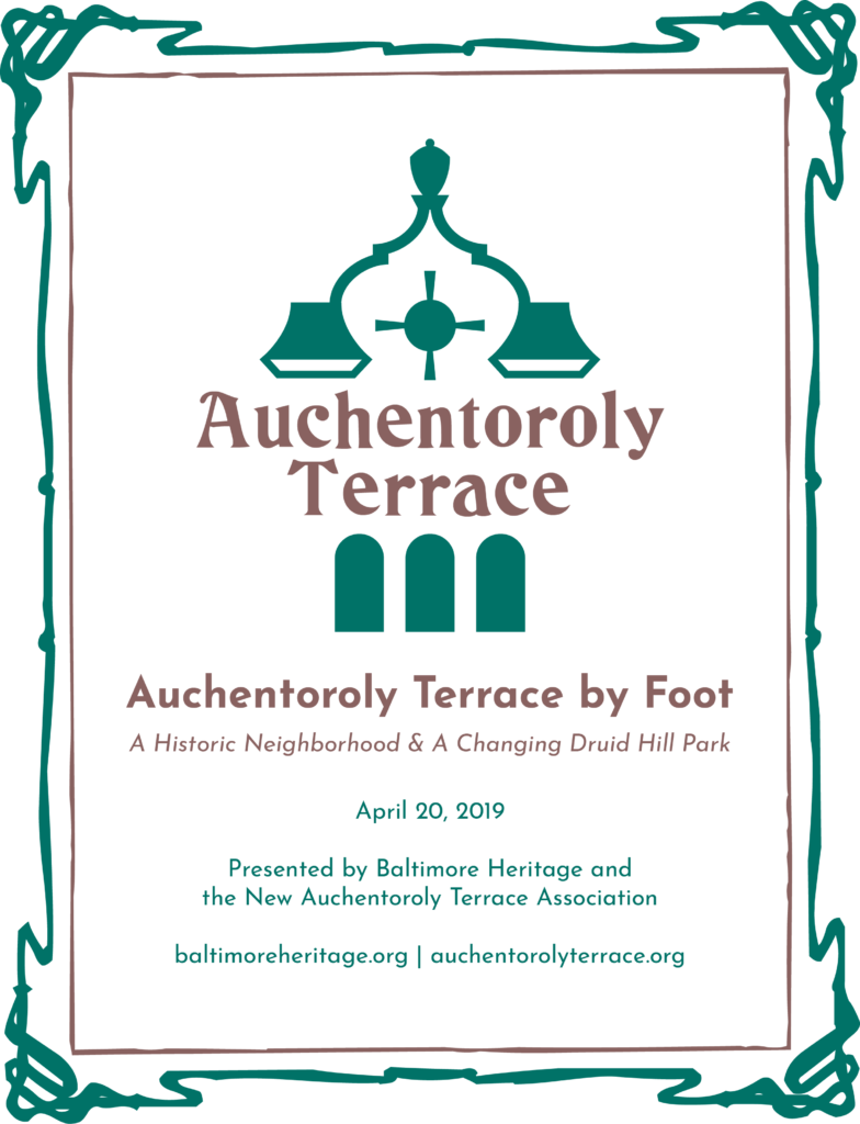 Auchentoroly by Foot Walking Tour