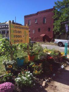 Mondawmin Urban Green Space